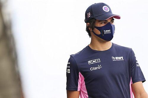 Stroll no planea dejarle su lugar a Vettel