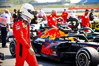 """Vettel: La stratégie de Ferrari """"n'avait aucun sens"""""""