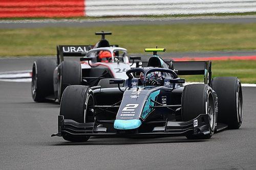 F2, Barcellona, Libere: Ticktum di un soffio su Schumacher