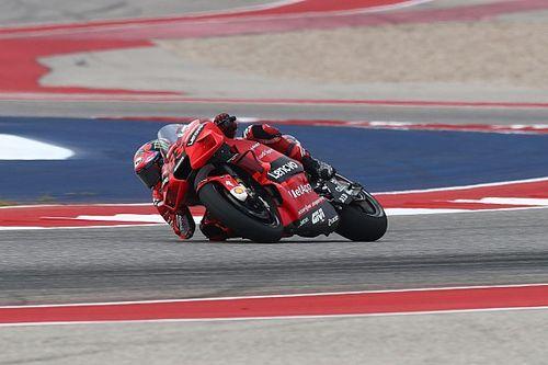 Rossi heaps praise on Bagnaia's MotoGP pole streak for Ducati