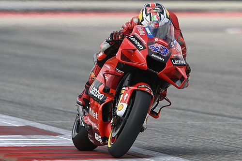 """Miller """"sick"""" of repeated tyre issues in MotoGP qualifying"""