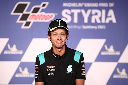 """Rossi a préféré la retraite à VR46 : """"C'est la bonne chose à faire"""""""