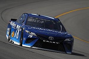 NASCAR Cup Reporte de la carrera Truex gana la primera etapa en Michigan