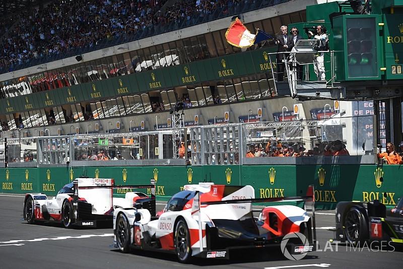 Startlijn voor 24 uur van Le Mans en MotoGP Frankrijk verplaatst
