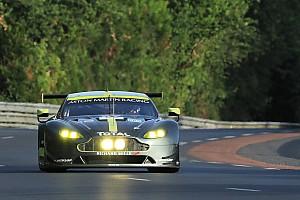 24 heures du Mans Actualités Aston Martin vainc Corvette sur le fil