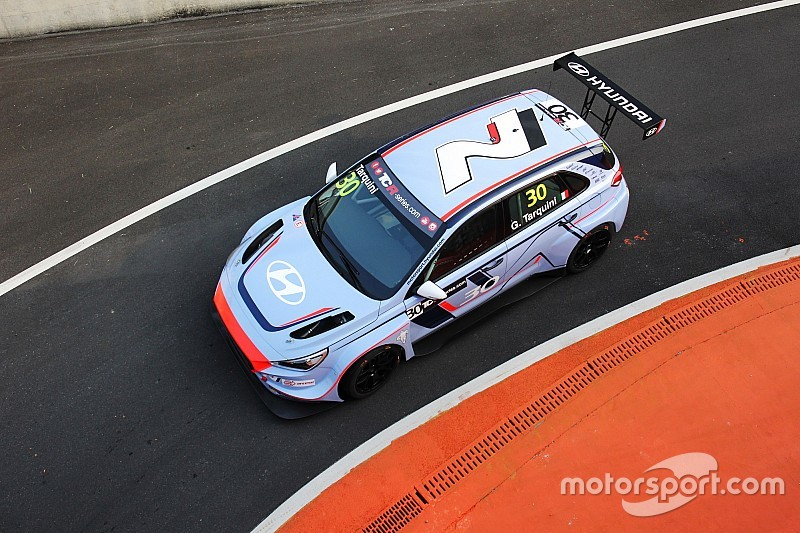 Première course, première victoire pour la Hyundai TCR