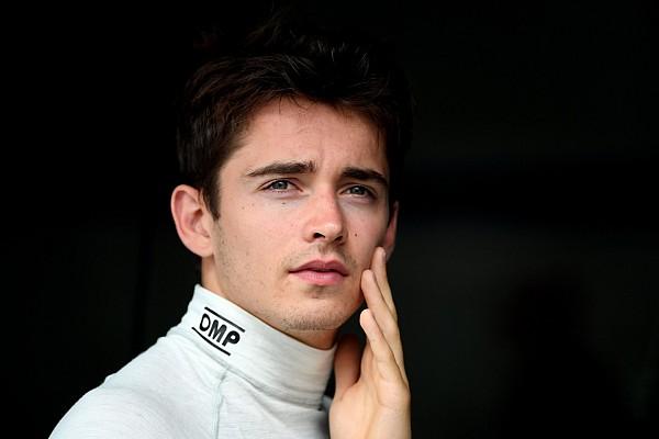 Formula 1 Breaking news Leclerc keen to avoid Super Formula stopgap season