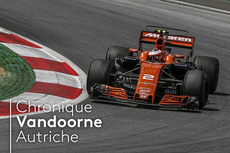 Chronique Vandoorne - McLaren avait le rythme pour le top 10