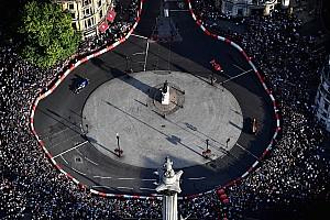Formule 1 Diaporama Le F1 Live London en images