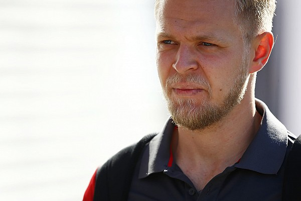 Magnussen: Tutunmak için şansım yoktu