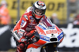 MotoGP Reactions Lorenzo ungkap penyebab performanya menurun