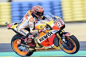 MotoGP BRÉKING MotoGP: Marquez nem találja a ritmust