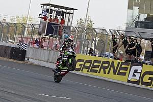 WSBK Résultats Championnat - Rea se détache, Honda remonte lentement