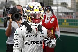 Formula 1 Qualifying report