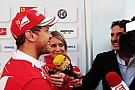 Феттель: Ferrari додала, але Mercedes попереду