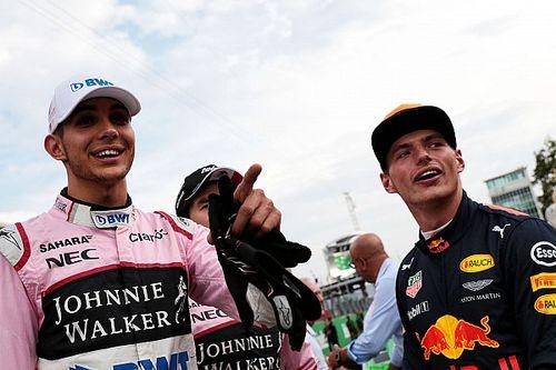 """Ocon: """"Ben şampiyon olmuşken Verstappen'in F1'e gitmesini kabullenemedim"""""""
