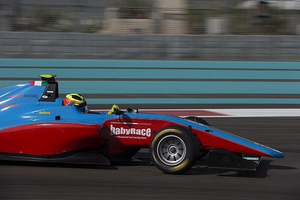 GP3 Lorandi leads Ferrucci in second GP3 test day