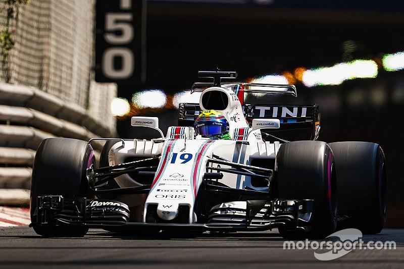 Chronique Massa - Neuvième était le maximum pour Williams à Monaco