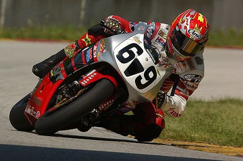 Nicky Hayden entre au Hall of Fame de l'AMA