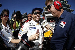 Alonso: Aşırı güç ilk çizgiyi kaybetmeme neden oldu