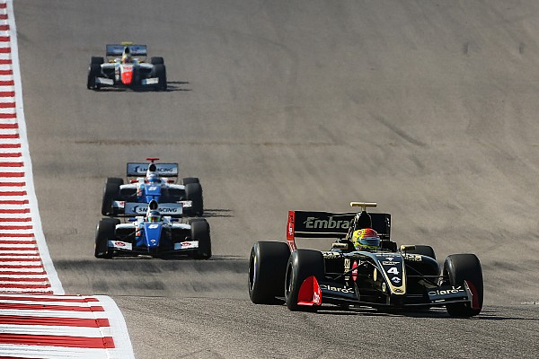 Formula V8 3.5 Breaking news Formula V8 3.5 reveals post-season test days in Bahrain