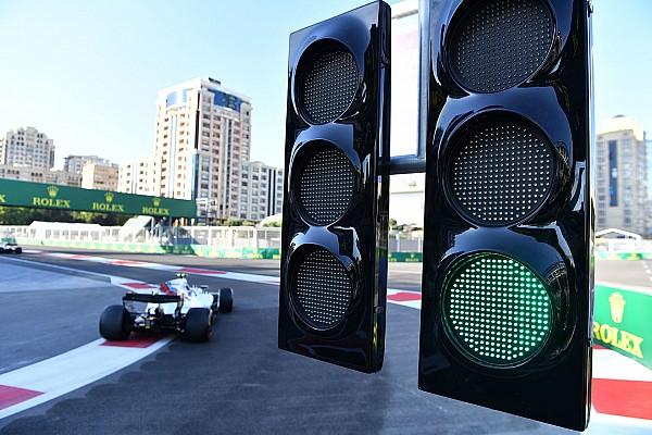 Fórmula 1 Noticias La previsión meteorológica para el GP de Azerbaiyán