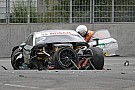 "DTM Paffett ""pretty lucky"" to escape major injury in Norisring shunt"