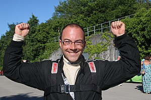 Schweizer slalom Rennbericht Slalom Chamblon: Philip Egli lässt Marcel Maurer keine Chance