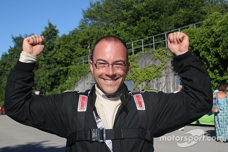 Slalom Chamblon: Philip Egli lässt Marcel Maurer keine Chance