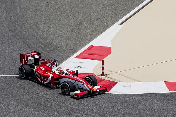 Leclerc tomó la pole position