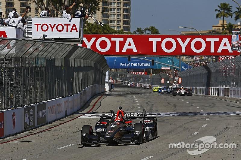 """Hinchcliffe : Une victoire """"énorme"""" sur """"l'Indy 500 des circuits urbains"""""""