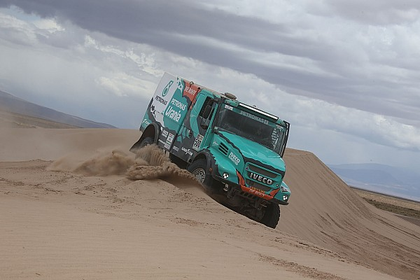 De Rooy to skip Dakar 2018 for Africa Eco Race