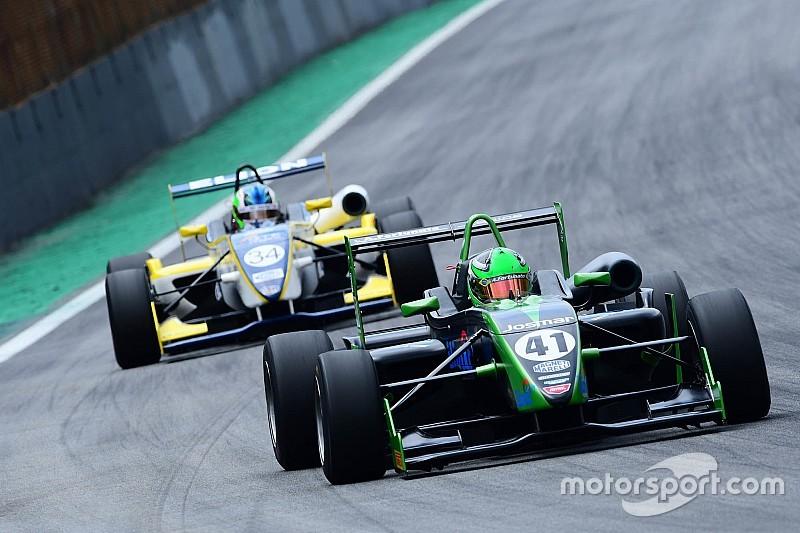 Fortunato segura Iorio e vence corrida 2 em Interlagos