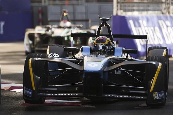 Формула E Спеціальна можливість Відео: найкращі обгони третього сезону Формули Е