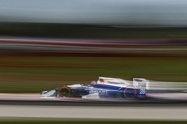 IndyCar Sato con la pole en Pocono, Chaves en octavo y Gutiérrez en 13°