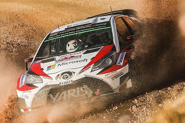 Latvala quiere romper las reglas de radio del WRC