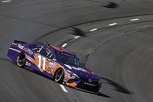NASCAR Cup Entrevista Hamlin espera que Joe Gibbs Racing mejore