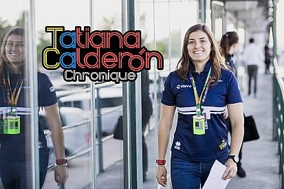 GP3 Chronique Tatiana - Montrer à Sauber ce dont je suis capable!
