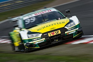 DTM Prove libere Hockenheim, Libere 1: Rockenfeller guida la tripletta Audi
