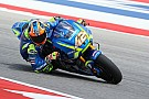 MotoGP Rins set for spell on sidelines after Austin crash
