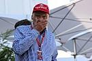 Лауда: Формула 1 втрачає свою міфічність
