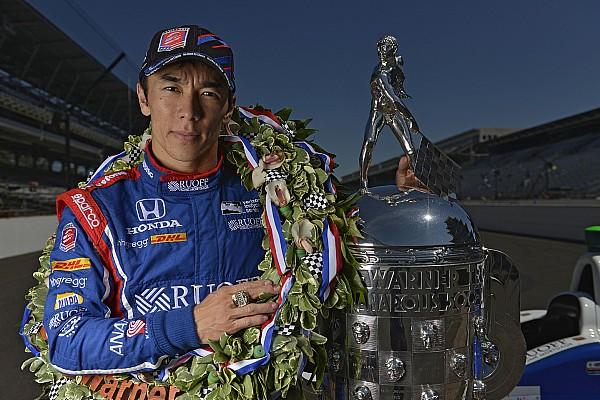 IndyCar 速報ニュース 【インディ500】佐藤琢磨「インディを目指す日本人が出てきてほしい」