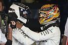 【F1】メルセデス「ボッタスとハミルトンは