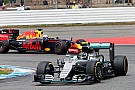 Un problema con el cronómetro retrasó a Rosberg