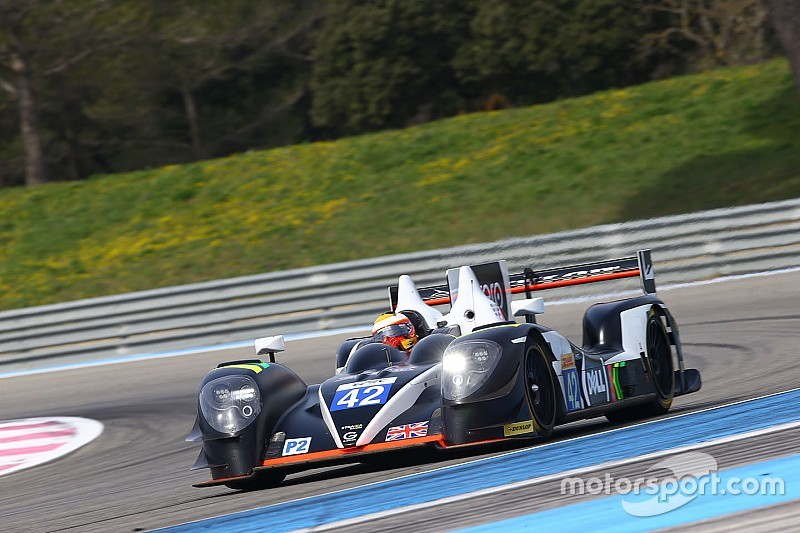 Kane cautious about possible Strakka LMP1 return