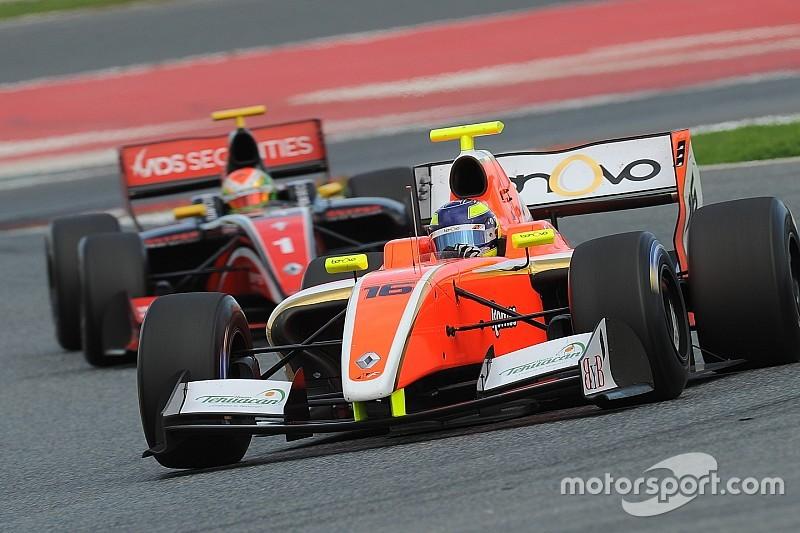 فورمولا 3.5: ديلمان يحرز اللقب بعد فوزه بالسباق الثاني أمام ديليتراز