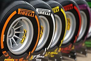 Formula 1 Breaking news Pirelli confirms Mexican GP tyre choices