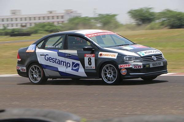 Touring Chennai II Vento Cup: Dodhiwala takes Race 1 pole