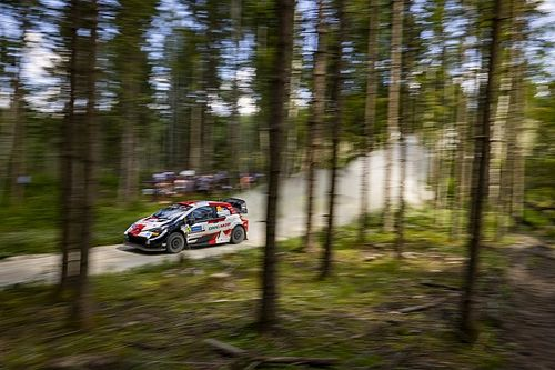"""Rovanpera """"could not have been better"""" on WRC Rally Estonia"""
