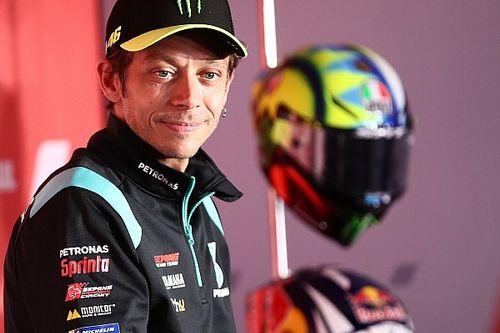 MotoGP: Valentino Rossi Gelar Konferensi Pers Malam Ini